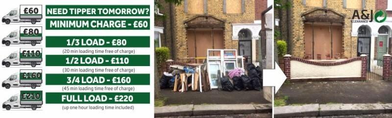 builders waste disposal