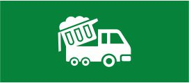 builders rubbish icon