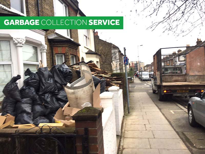garbage collection service